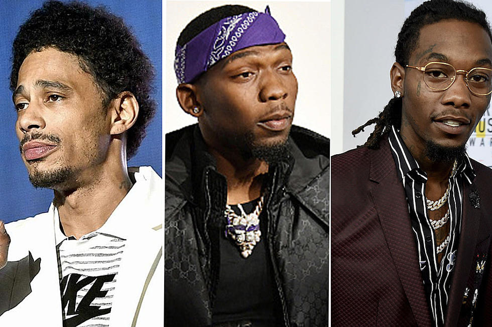 BlocBoy JB Bashes Layzie Bone's Migos Diss Song - XXL