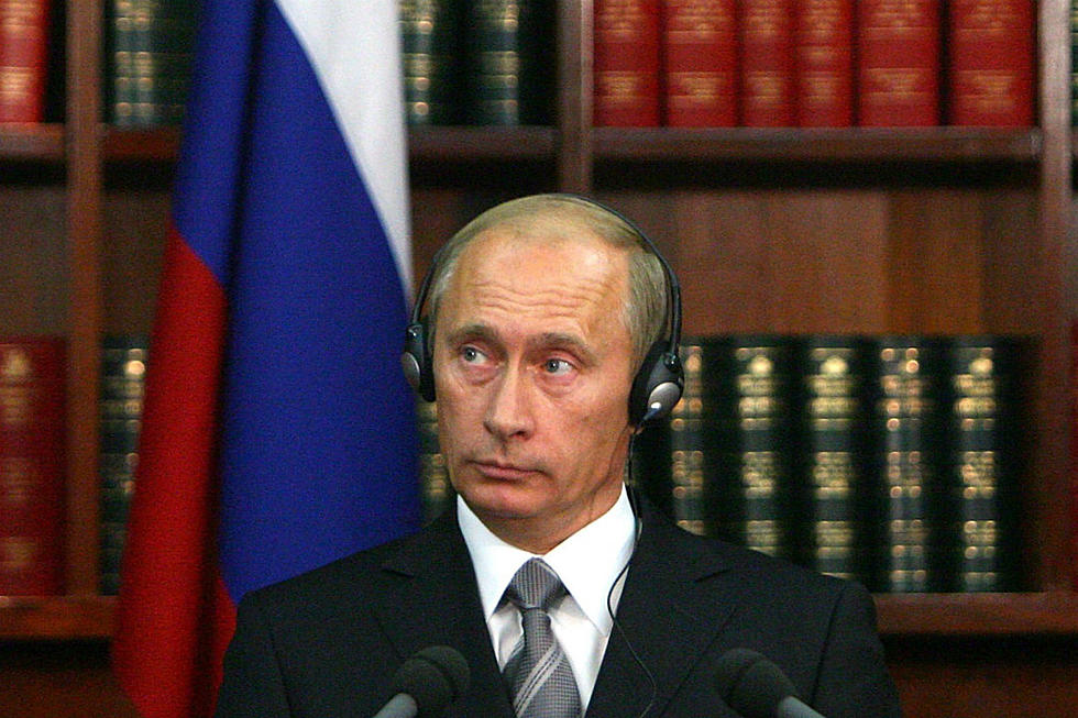 Russian President Vladimir Putin Wants Government to Control