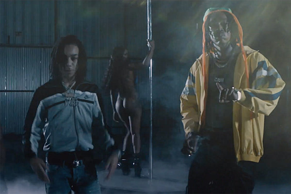 Ybn Nahmir Quot Cake Quot Video With Wiz Khalifa Xxl