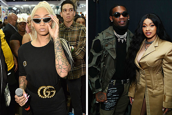 Offset Speaks Out About Split F Ck Ya Ll I Miss Cardi: Cuban Doll Talked To Cardi B About Offset Cheating Rumors