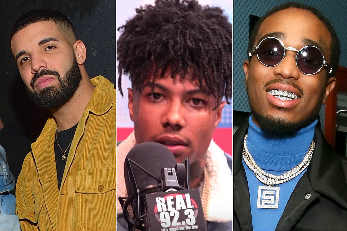 93797e3dd6a Blueface Confirms New Songs With Drake and Quavo - XXL