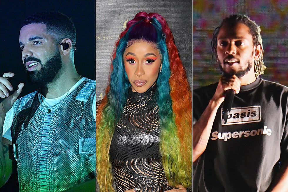 2019 Grammy Awards Nominees: Drake, Cardi B, Kendrick Lamar
