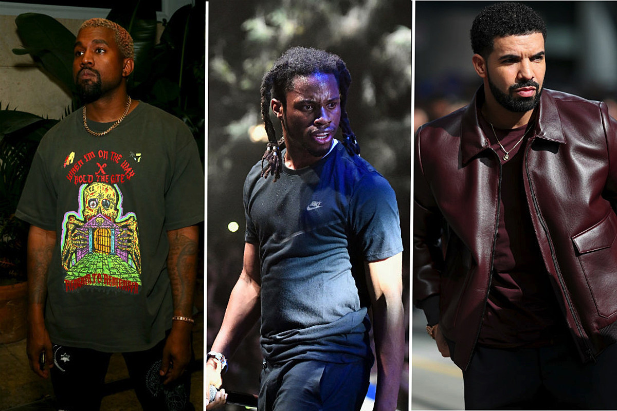 82d2af19 Denzel Curry Sounds Off on Kanye West and Drake Beef