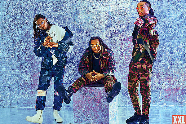Migos Juggle Group Fame And Solo Stardom Xxl