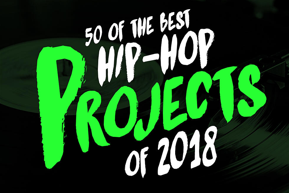 50 of the Best Hip-Hop Projects of 2018 - XXL