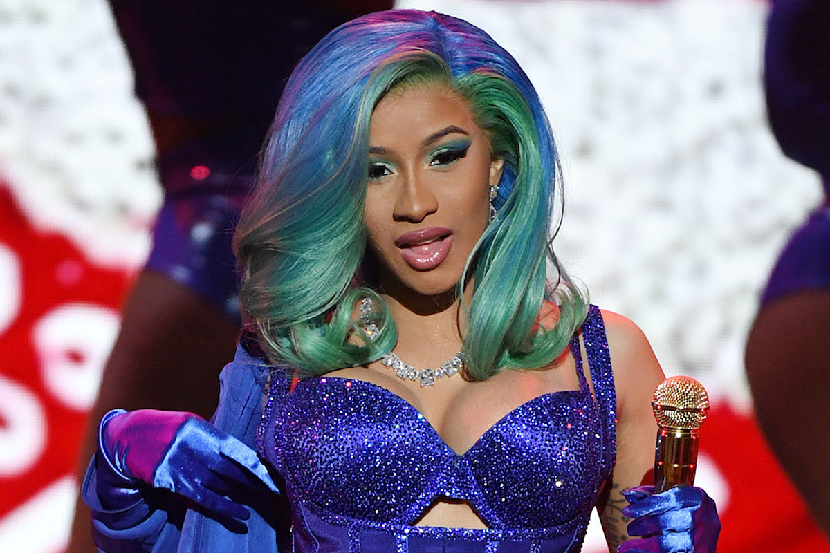 Model Sues Rapper Cardi B Over Naughty Album Cover: Cardi B Denies Suing Quality Control's Management Division