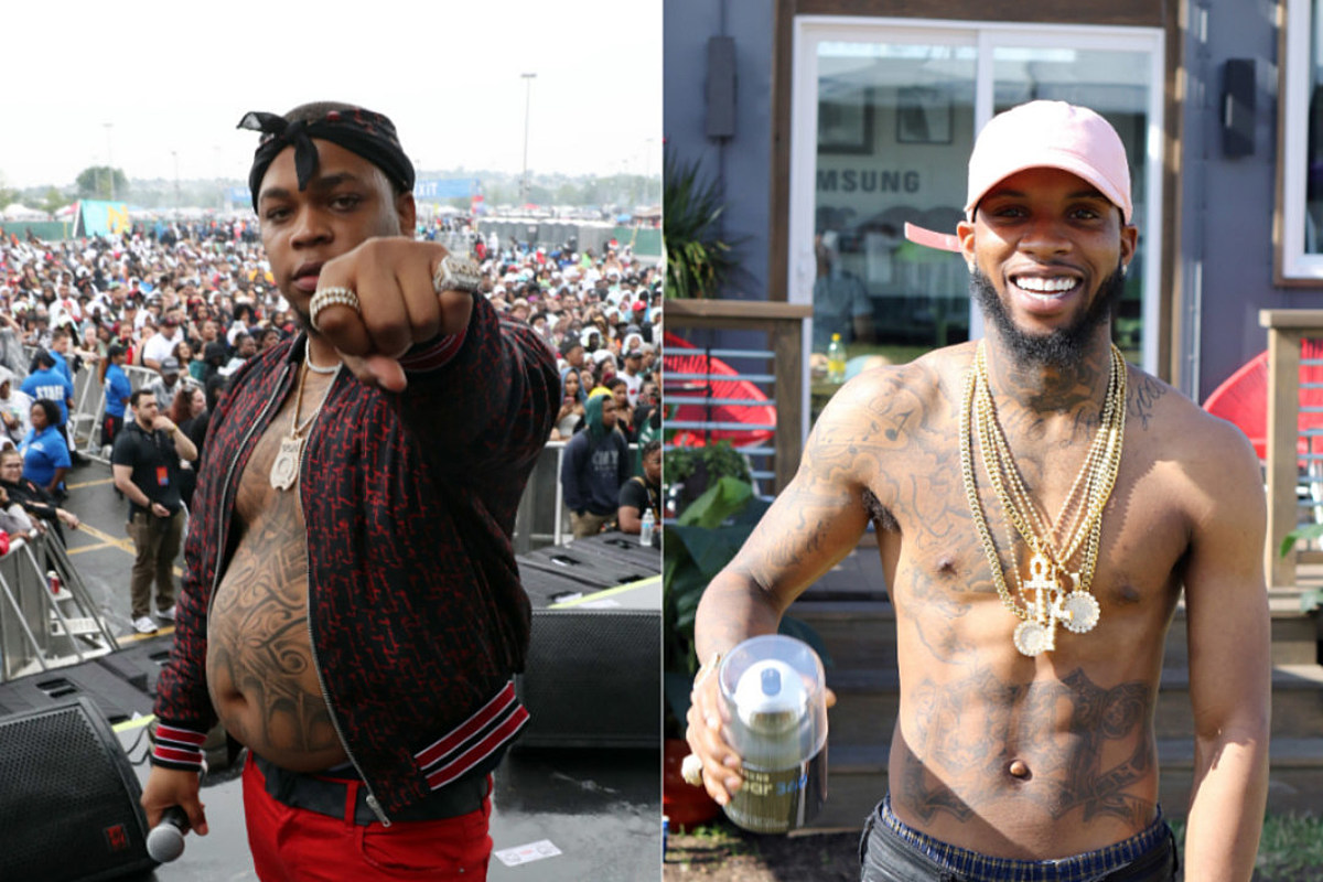 fa66257b Don Q Accuses Tory Lanez of Stealing His Bars After Greatest Rapper Alive  Claims
