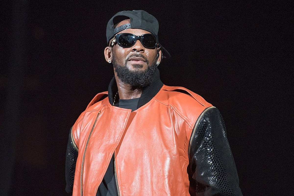 R  Kelly's Daughter Calls Him a Monster - XXL