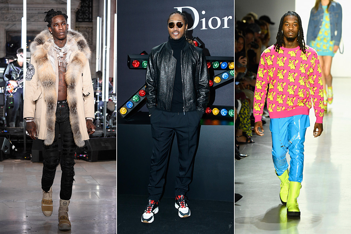 How Hip Hop And Fashion Brands Started Working Together Xxl