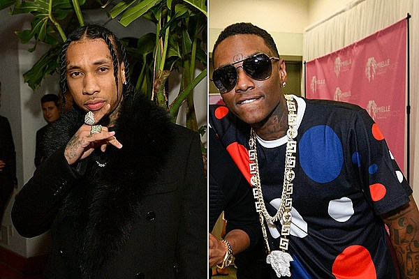 Tony And Joe S >> Tyga Compares Streaming Numbers to Fire Back at Soulja Boy ...