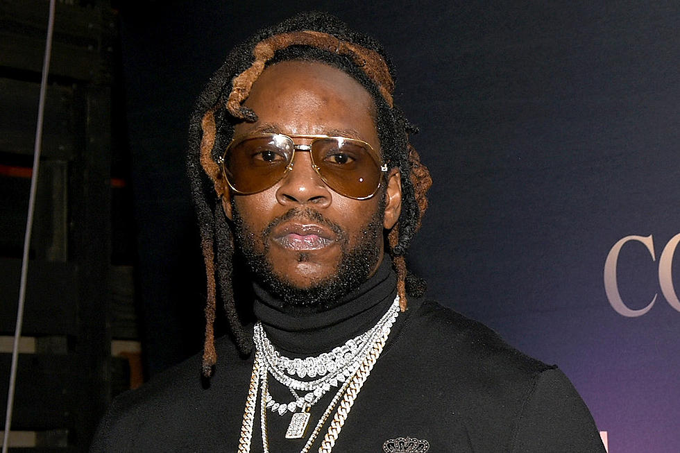 2 Chainz Is Mad He Wasn't Chosen for NBA All-Star Celebrity