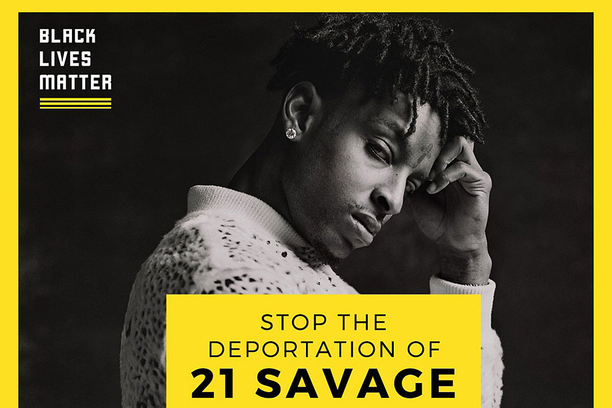Free21Savage Petition Gets Over 125,000 Signatures in 24 Hours - XXL
