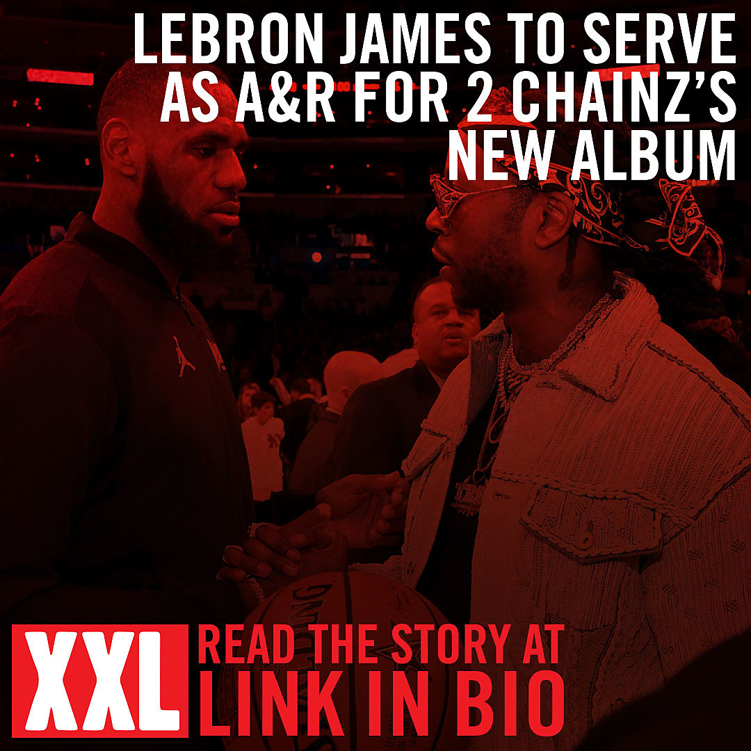 2 Chainz Gets LeBron James to A&R His New Album - XXL