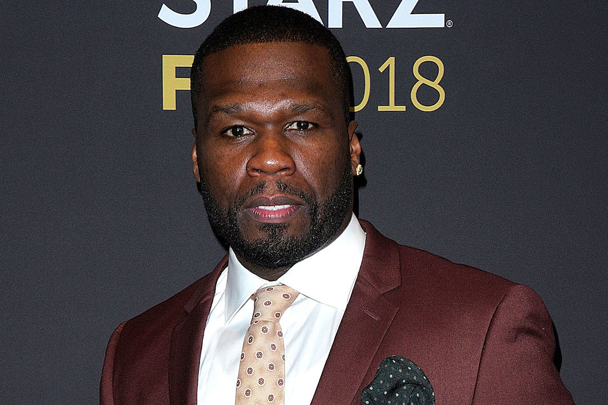 Who is 50 cent dating in 2019