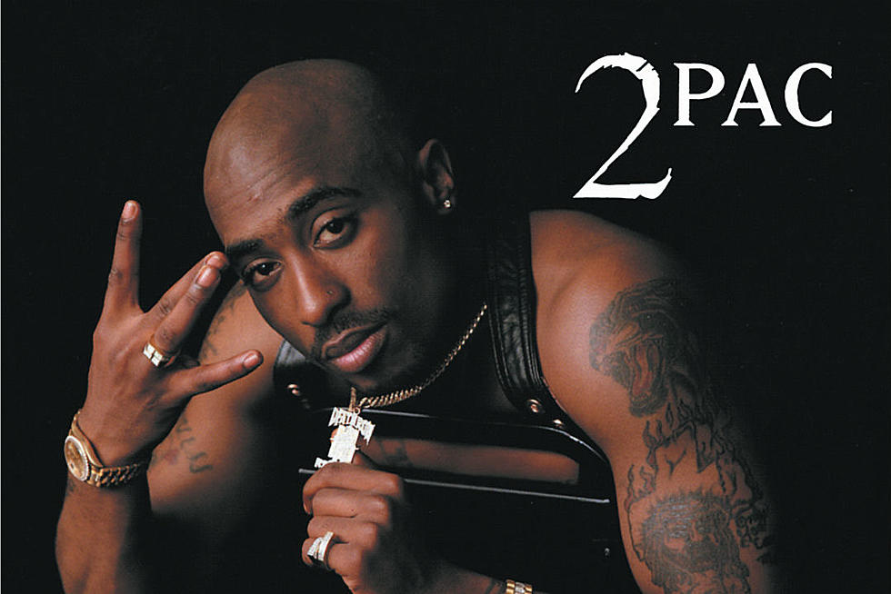 Tupac Shakur Drops 'All Eyez On Me' Album - Today in Hip-Hop