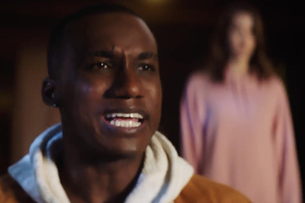 Hopsin Writes Open Letter to Ex-Girlfriend, Says He Never