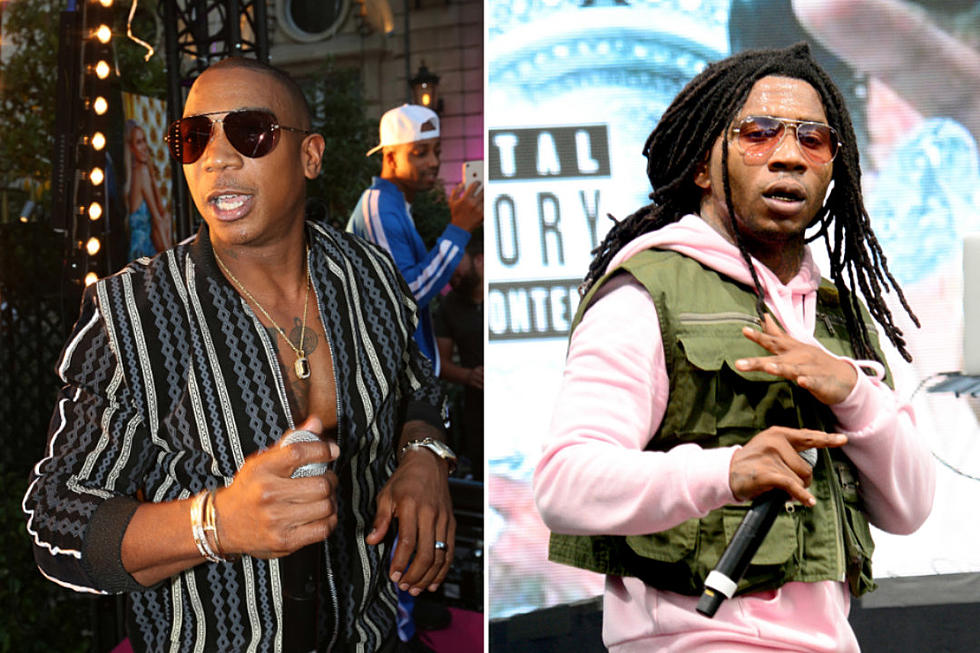Ja Rule Puts Curse On Timberwolves Fans Say He S Copying Lil B Xxl