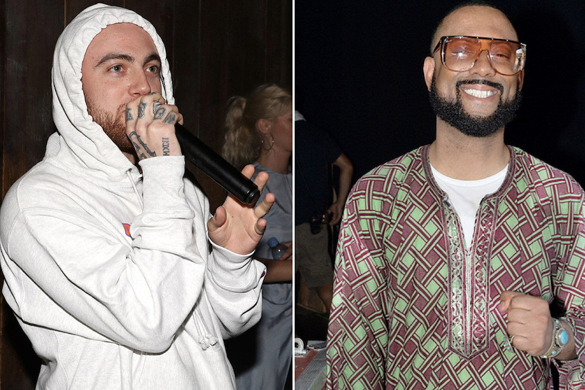 Hear Unreleased Mac Miller and Madlib Song - XXL