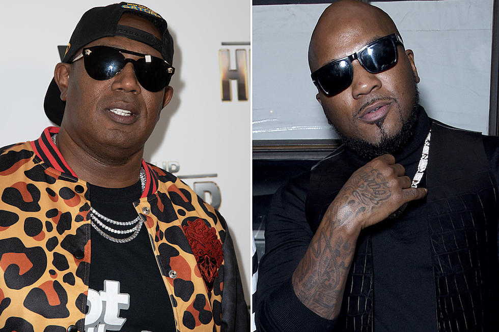Master P and Jeezy Are Working on a Joint Album - XXL