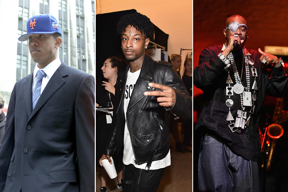 7 Rappers Who Have Faced Deportation - XXL