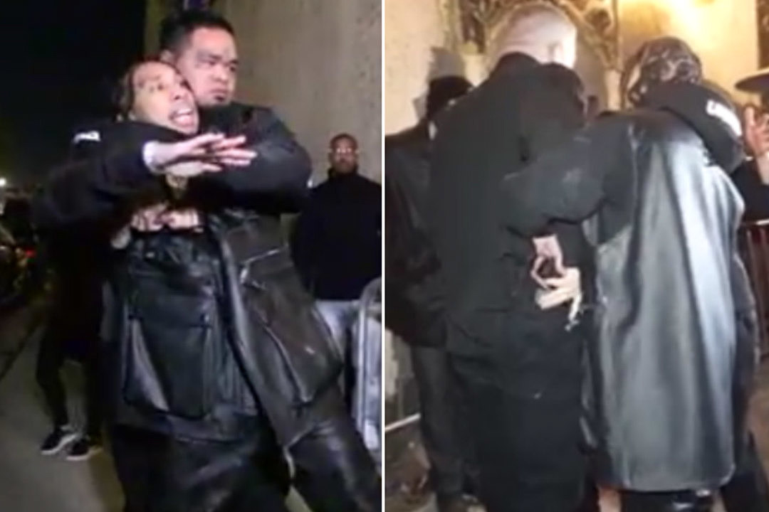 85e023a197c4 Tyga Dragged Out of Floyd Mayweather Birthday Party