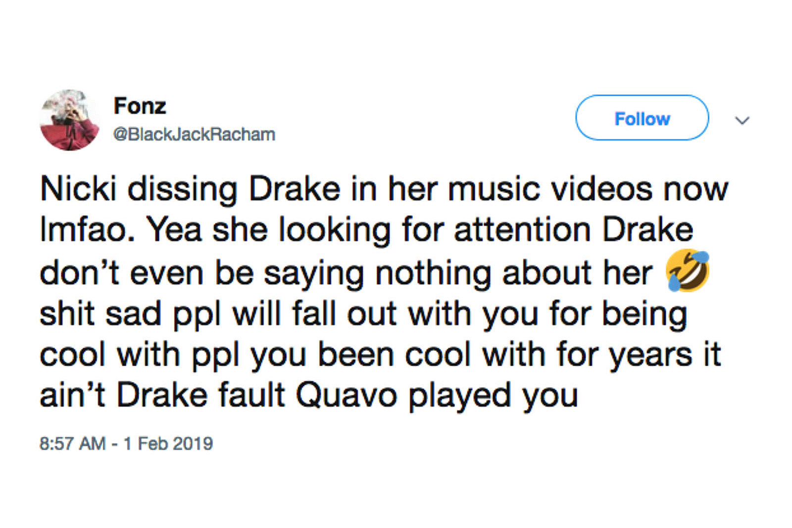 Did Nicki Minaj Diss Drake in Her New Music Video? - XXL