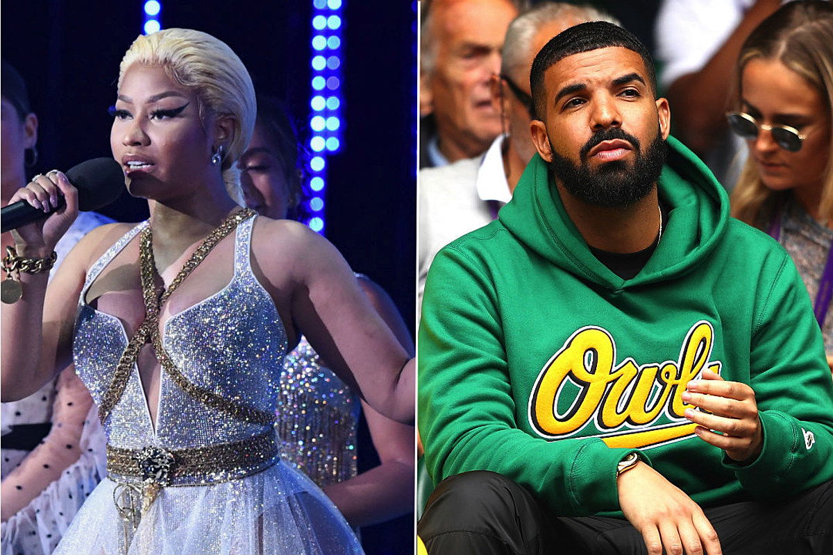 Did Nicki Minaj Diss Drake in Her New Music Video? - XXL