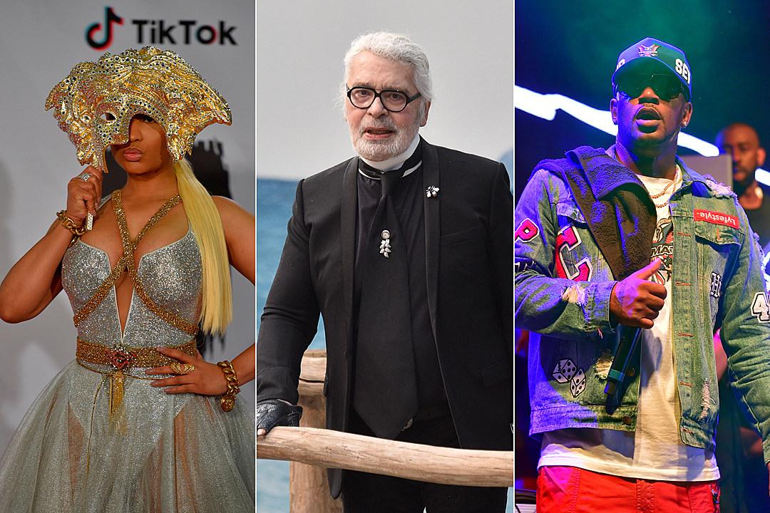 ff3fb00e3d82 9 Hip-Hop Songs That Name-Drop Karl Lagerfeld - XXL
