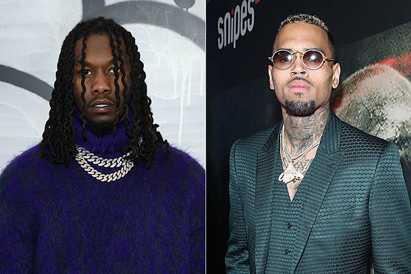 """Offset Appears to Say He'll """"Smack the S*!t"""" Out of Chris Brown - XXLMAG.COM thumbnail"""