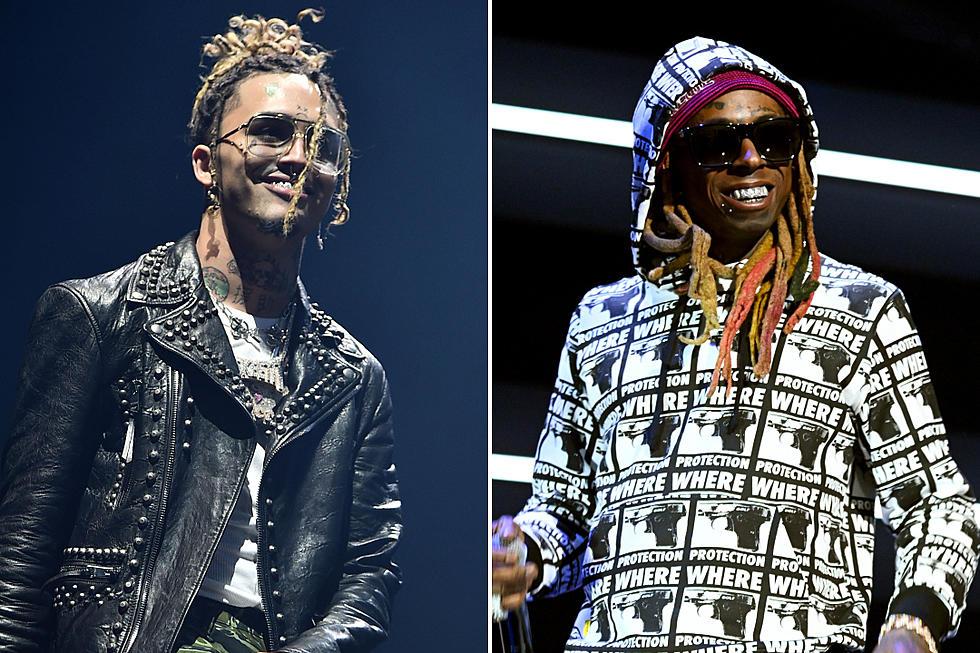 Lil Pump Drops New Song With Lil Wayne - XXL