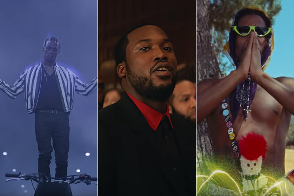 Travis Scott, Meek Mill, ASAP Rocky and More: Videos This