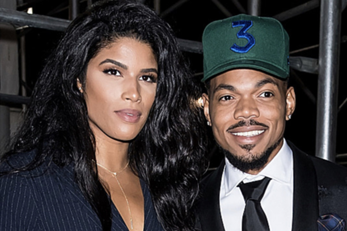 5dd3d1e3f9b Chance The Rapper Marries Fiancee - XXL