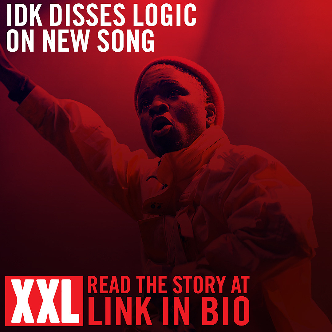 Idk Disses Logic on New Song
