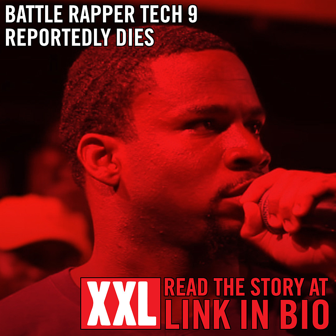 Report: Battle Rapper Tech 9 Dies - XXL