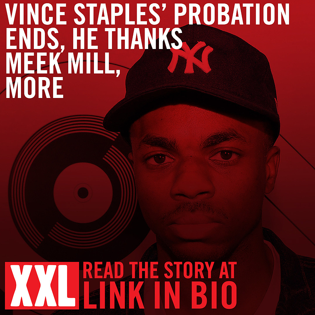 Vince Staples' Probation Ends, He Thanks Meek Mill and More