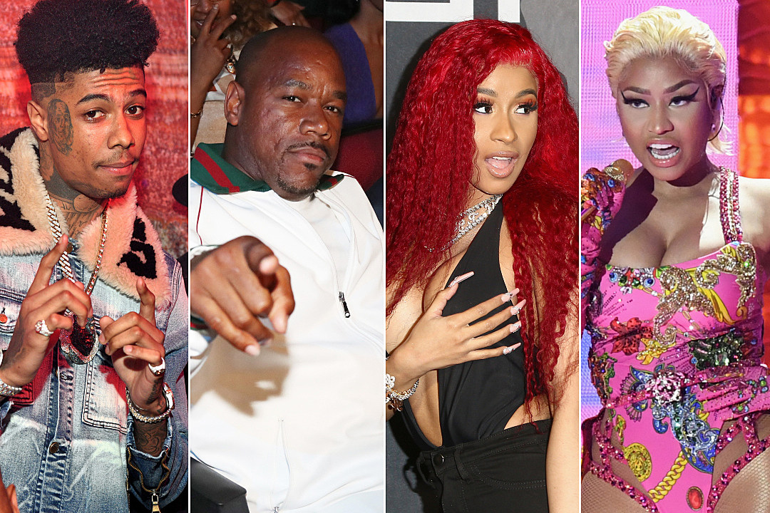 7a95df6fca2 Report  Nicki Minaj and Longtime Managers Part Ways - XXL