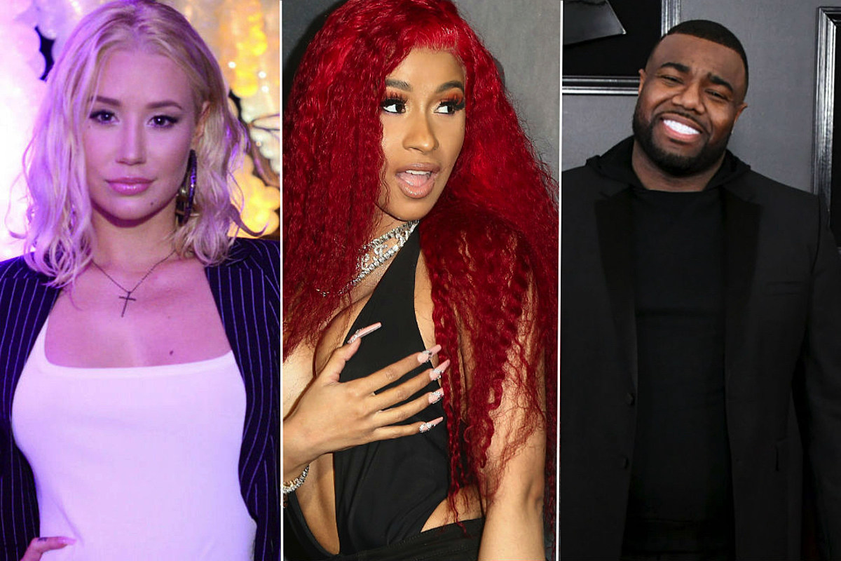 66916f95a3182 Iggy Azalea Accused of Ripping Off Cardi B, Producer J. White Did It Speaks  Out