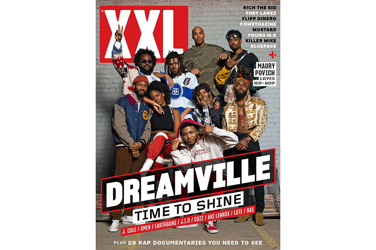 Dreamville Covers Xxl Magazine S Spring 2019 Issue Xxl