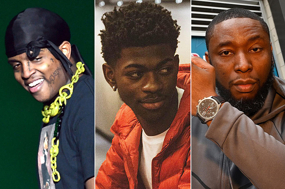 Hip-Hop Supports Lil Nas X After Song Taken Off Country