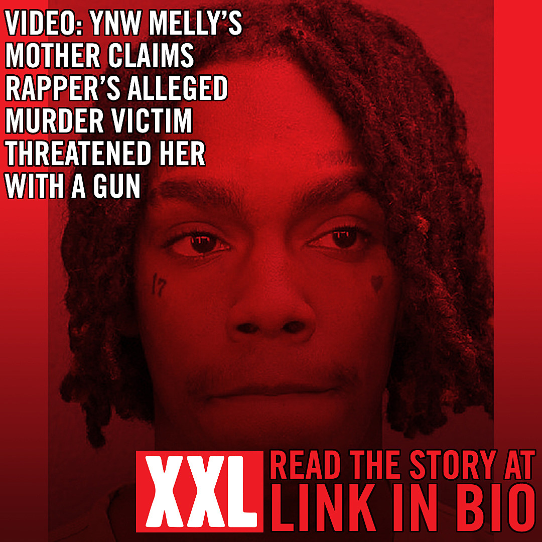 YNW Melly's Mother Says Rapper's Alleged Victim Threatened