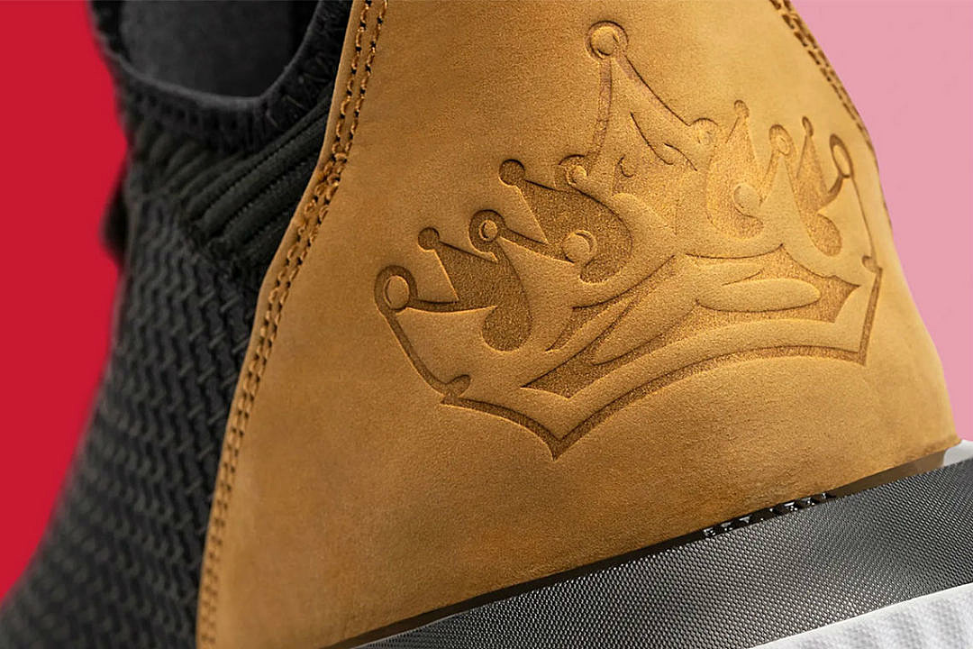 LeBron James' New Sneaker Inspired by