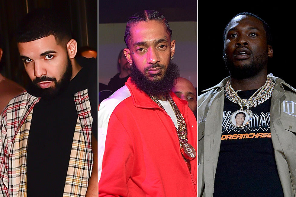 Drake, Meek Mill and More Mourn Nipsey Hussle's Death - XXL