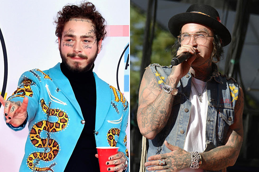 Post Malone Responds to Yelawolf Diss, Calls Rapper a Nerd - XXL