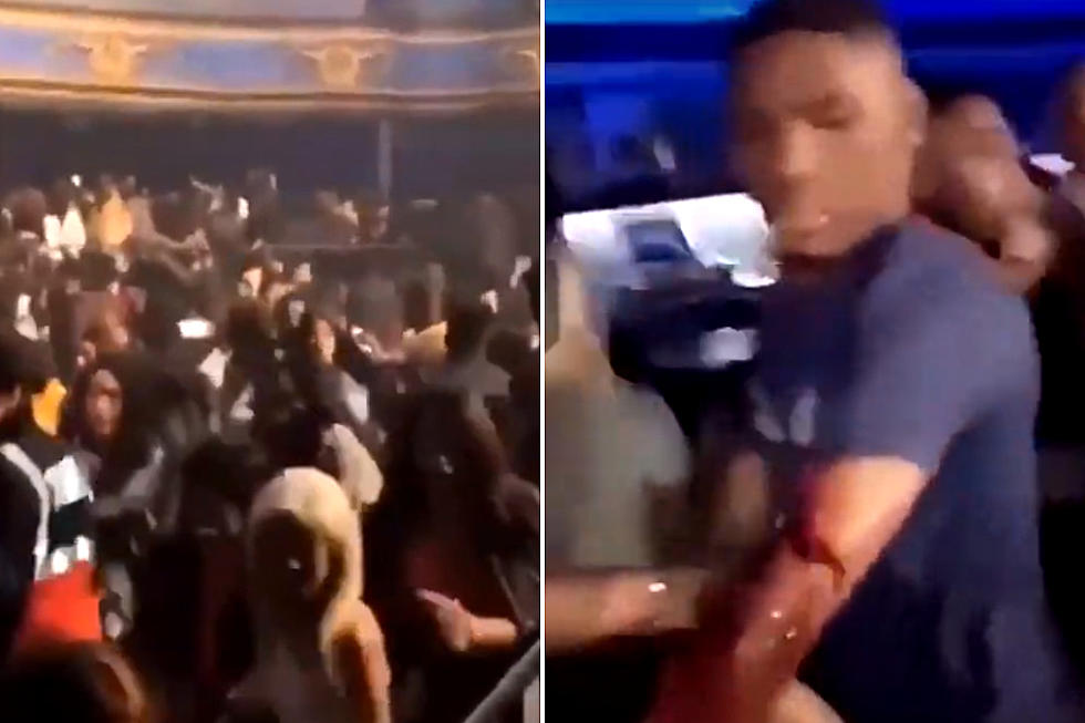 Fight Breaks Out at Roddy Ricch Concert, Three People