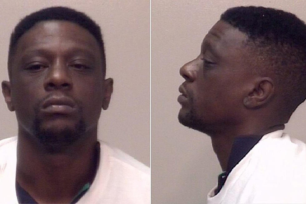 Boosie BadAzz Arrested on Felony Drug and Firearm Charges