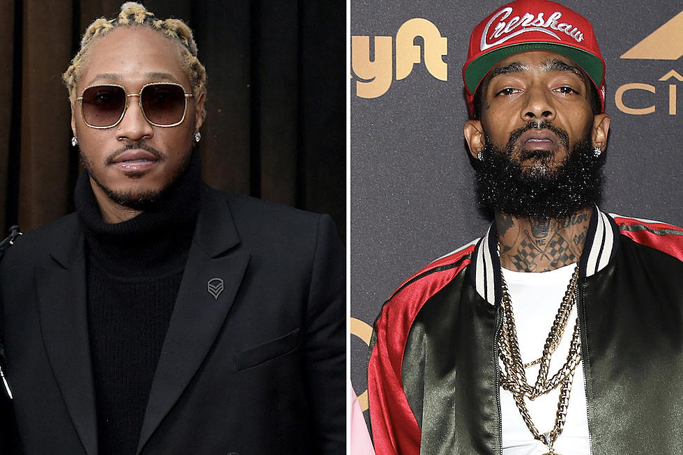 Future Gets Bashed for Promoting Himself in Nipsey Hussle