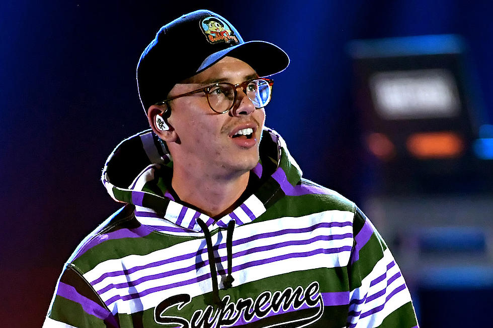 Logic's Debut Novel Becomes a No  1 New York Times