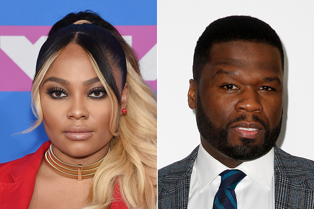 50 Cent Video Porno teairra mari claims she ended 50 cent's career - xxl