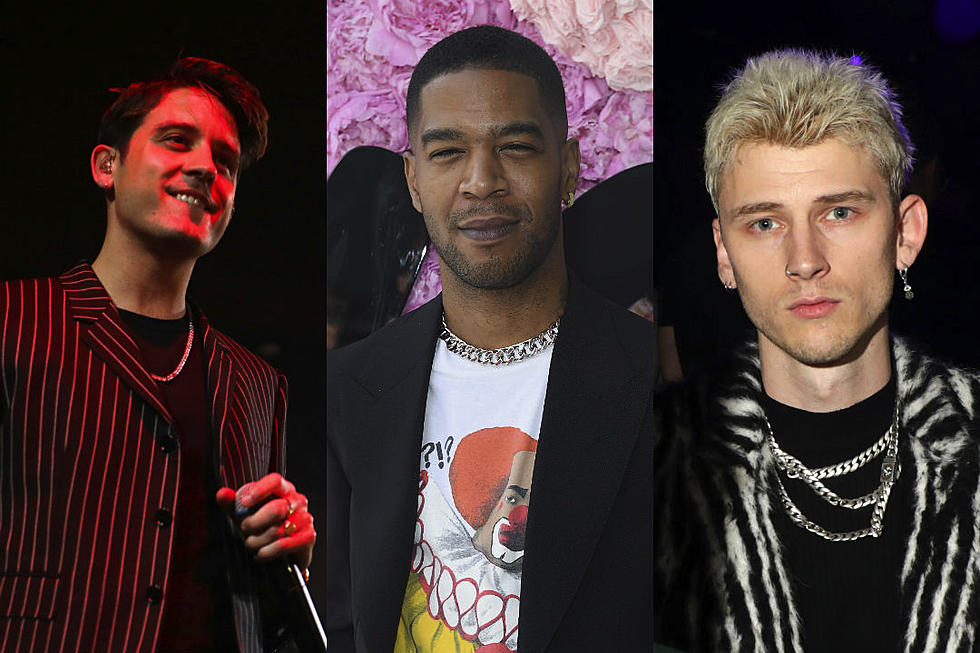 Report: Kid Cudi Helped G-Eazy and MGK Squash Their Beef - XXL