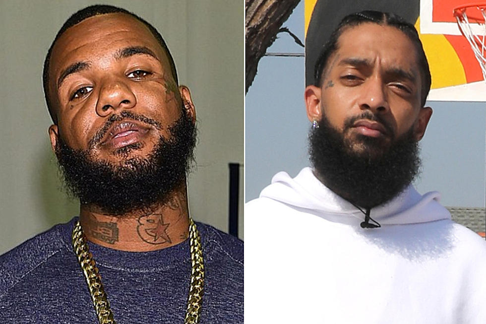 The Game Calls Out L A  Streets for Nipsey Hussle's Death - XXL
